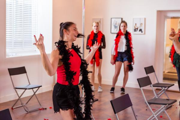 Workshop Burlesque in Eindhoven