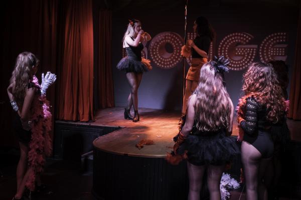 Workshop Burlesque in Eindhoven